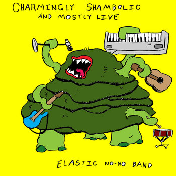 Charmingly Shambolic and Mostly Live cover art