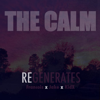 The Calm cover art