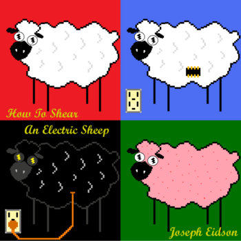 How To Shear An Electric Sheep cover art