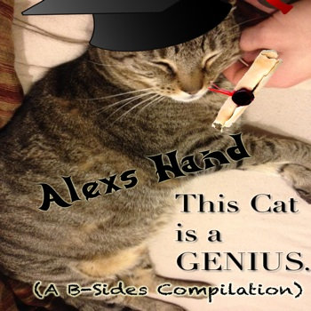 This cat is a genius. cover art
