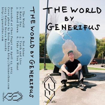 The World cover art