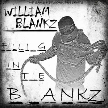 WILLIAM BLANKZ - FILLING IN THE BLANKZ cover art