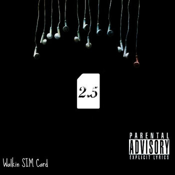 Walkin SIM Card 2.5 cover art