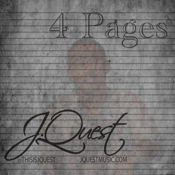 4 Pages cover art