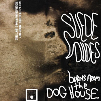 Burns From The Dog House cover art