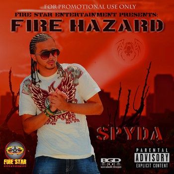 Fire Hazard cover art
