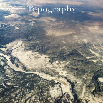 Topography cover art