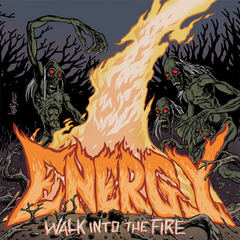 Walk Into The Fire cover art