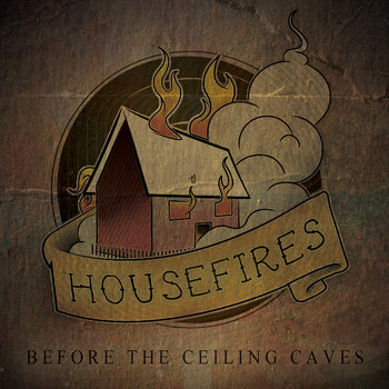 Before The Ceiling Caves cover art
