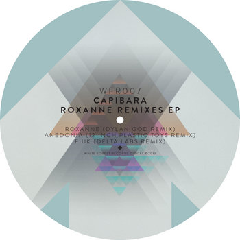 Roxanne Remixes EP [WFR007] cover art