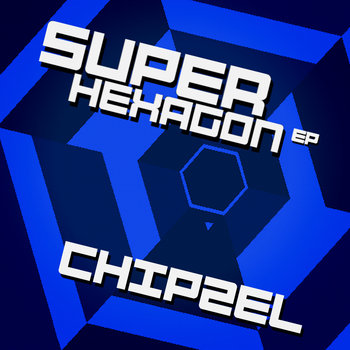 Super Hexagon EP cover art