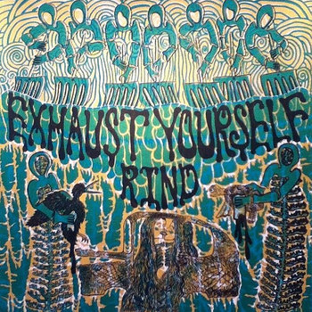 Exhaust Yourself cover art