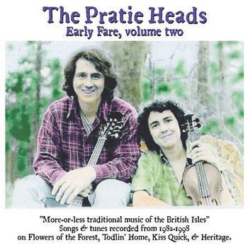 Pratie Heads: Early Fare, volume II cover art