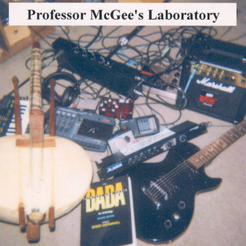 Professor McGee's Laboratory cover art