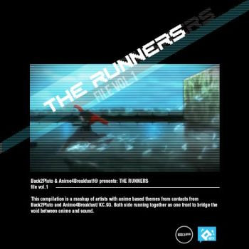 The Runners File Vol. 1 cover art