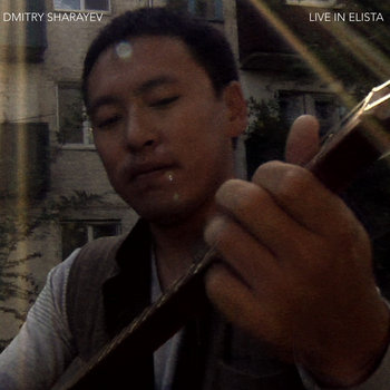 DMITRY SHARAYEV • live in Elista cover art