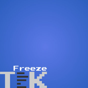Freeze - EP cover art