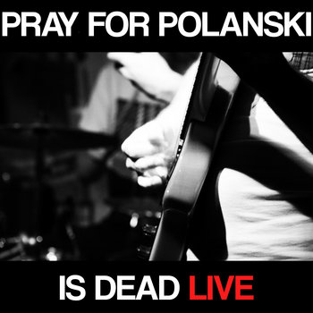 Is Dead Live cover art