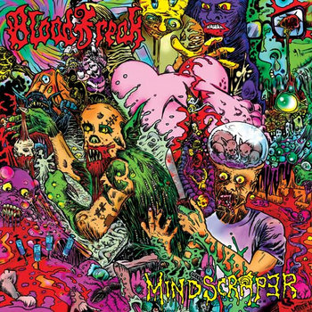 Mindscraper cover art