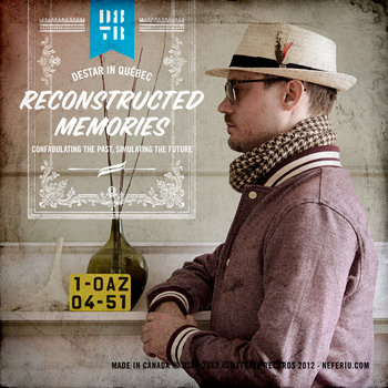 Reconstructed Memories cover art