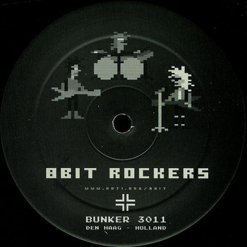 (Bunker 3011) 8bit (2001) cover art