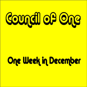 One Week in December cover art