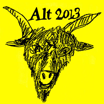 Alt 2013 cover art