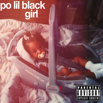 Po Lil Black Girl cover art