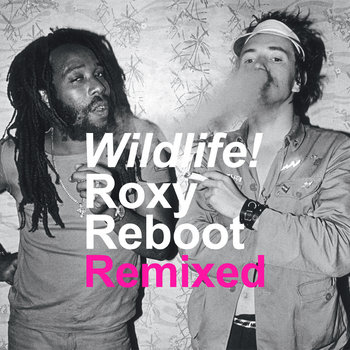 Roxy Reboot Remixed cover art