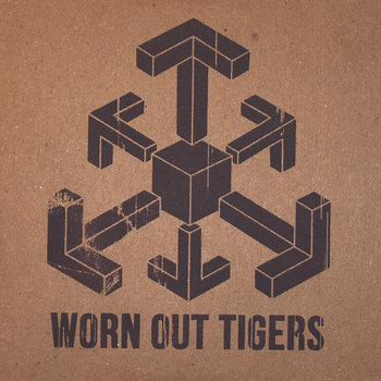 Worn Out Tigers EP cover art