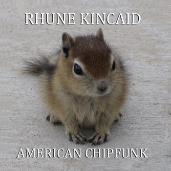 American Chipfunk cover art