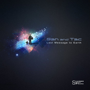 Last message to earth cover art