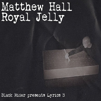 Royal Jelly cover art