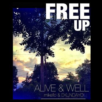 FREE UP cover art