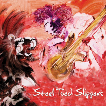 Steel Toed Slippers cover art