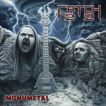 CATCH 22 &quot;Monumetal&quot; cover art