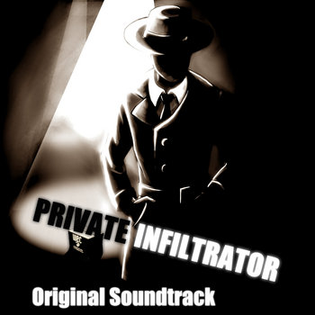 Private Infiltrator OST cover art