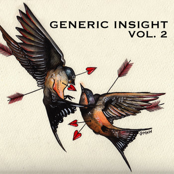 Generic Insight Radio - Volume 2 cover art