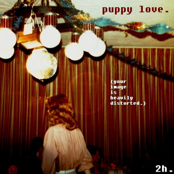 "Puppy Love. (from ""thank you."") cover art"