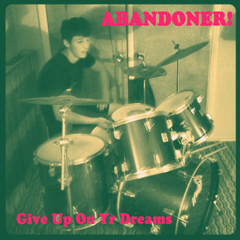 Give Up On Yr Dreams cover art