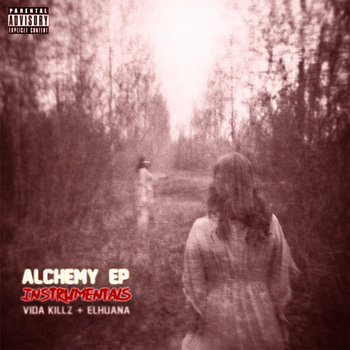 Alchemy EP Instrumentals cover art