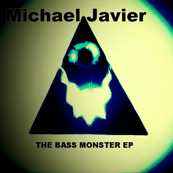 The Bass Monster EP cover art