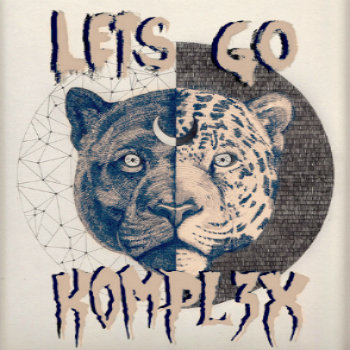 K0MPL3X - Lets Go cover art