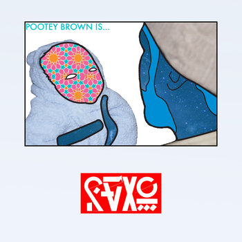 Pootey Brown Is... Sax G cover art