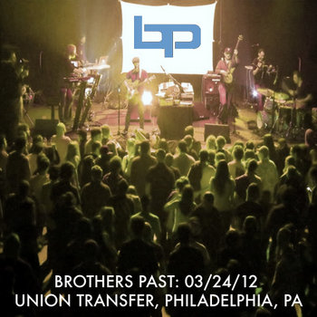 3/24/12 - Union Transfer - Philadelphia, PA cover art