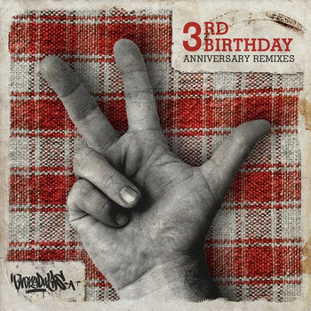 3rd Birthday Anniversary Remixes cover art