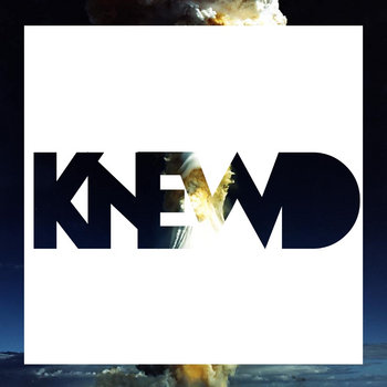 KNEWD EP cover art