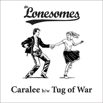 Caralee b/w Tug of War cover art