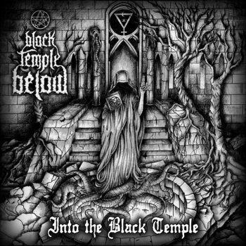 Into The Black Temple cover art