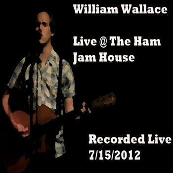 Live @ The Ham Jam House cover art